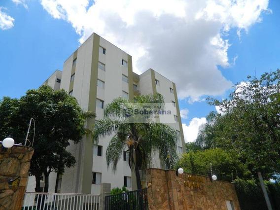 Apartamento Com 3 Dormitórios À Venda, Por R$ 360.000 - Próx. Shop.d.pedro - Campinas/sp - Ap3207