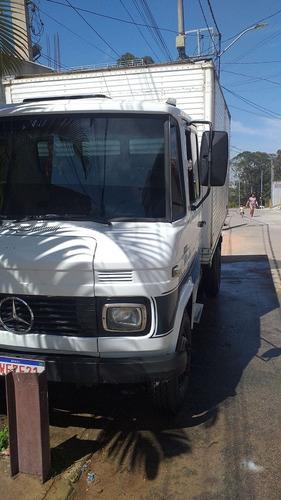 Imagem 1 de 6 de Mercedes Benz  Mb 608l