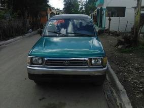 Toyota Hilux Version Americana