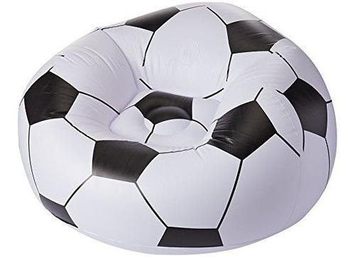 Imagen 1 de 3 de Up In - Over Silla Inflable Soccer Ball