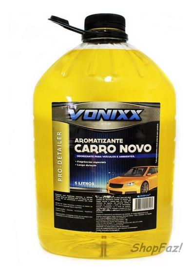 Aromatizante Cheirinho Carro Novo 5 Litros Odorizador Vonixx