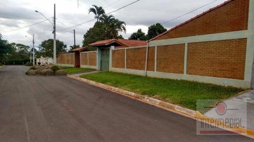 Chácara Residencial À Venda, Jardim Das Flore, Cesário Lange. - Ch0436