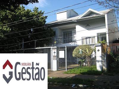 Casa / Sobrado Com 4 Dormitório(s) Localizado(a) No Bairro Marechal Rondon Em Canoas / Canoas - G2660
