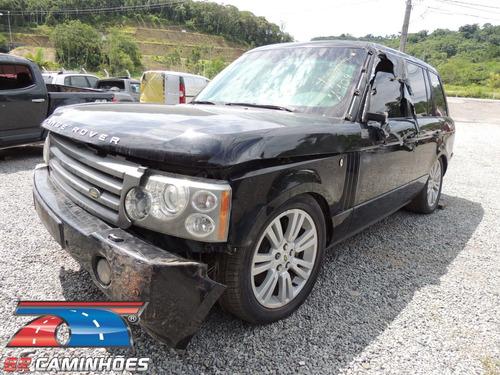 Sucata Range Rover Vogue 3.6 V8 2009 Para Venda De Peças!