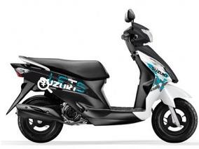Suzuki Lets 2020 - Desde $4.400 Diarios