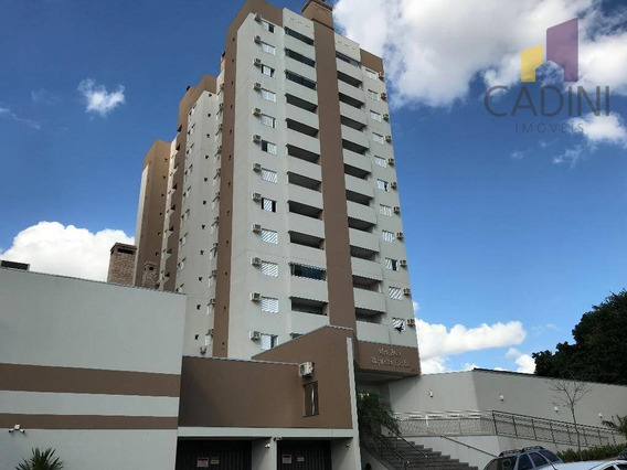 Ed. João Batista Cunha À Venda, Centro, Cascavel. - Ap0269