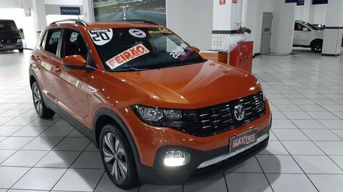 Volkswagen T-cross 1.0 200 Tsi Comfortline 2020