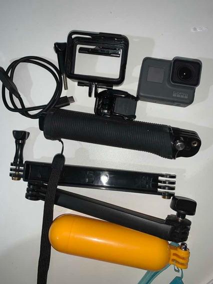 Câmera Gopro Hero 5 Black - A Prova Dágua