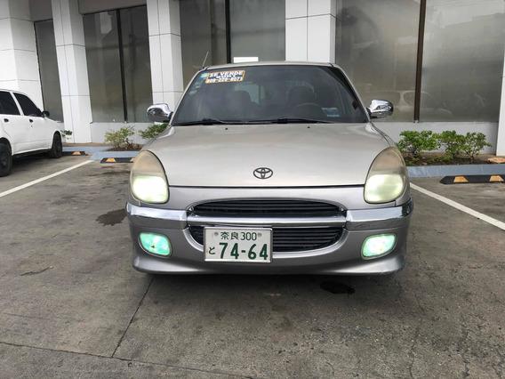 Daihatsu Sirion Japonés