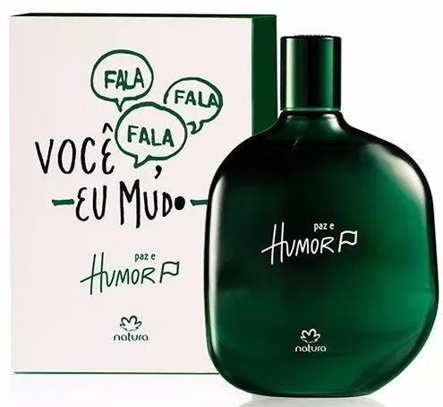 Colônia Paz E Humor Natura 100ml
