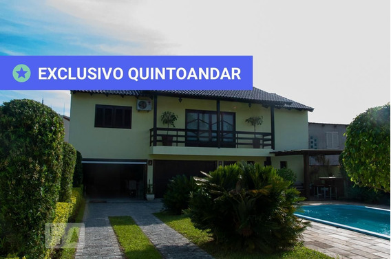 Casa Mobiliada Com 3 Dormitórios E 2 Garagens - Id: 892990201 - 290201