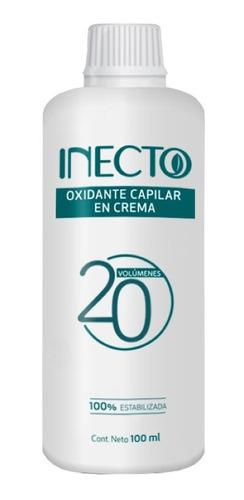 Oxidante En Crema Inecto De 20 Volumenes X 100ml