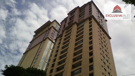 Apartamento Com 2 Dormitórios À Venda, 75 M² Por R$ 490.000,00 - Jardim Aquarius - São José Dos Campos/sp - Ap1522