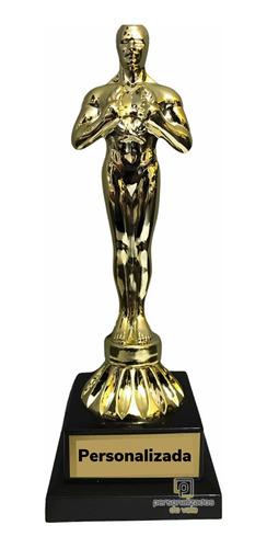 Imagem 1 de 1 de Troféu Oscar Personalizado