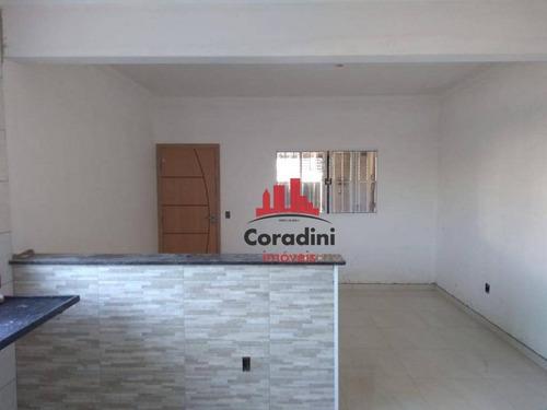 Imagem 1 de 14 de Casa Com 2 Dormitórios À Venda, 102 M² Por R$ 270.000,00 - Jardim São Manoel - Nova Odessa/sp - Ca2116