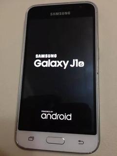 Celular Samsung J1 2016 Sm-j120m Como Nuevo + Accesorios