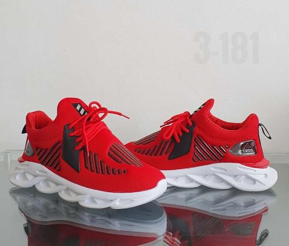 Zapato Deportivo Hombre Zapatilla Caballero 3181015