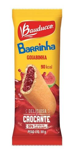 Barrinha Goiabinha Bauducco 30g