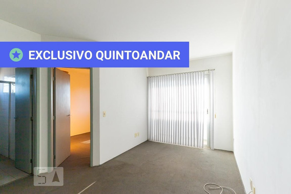 Apartamento No 15º Andar Com 1 Dormitório E 1 Garagem - Id: 892946070 - 246070