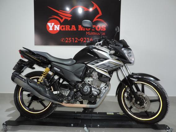 Yamaha Ys 150 Fazer Sed 2017 Linda