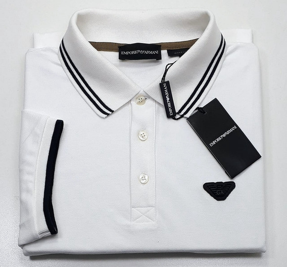 Camiseta Polo Marca Emporio Armani S (no Armani Exchange)