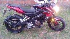 Vendo Rouser 200 Excelente Moto Todos Los Km Hechos En Ruta.