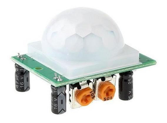 Sensor De Movimiento Pir Infrarrojo Hc Sr501 Arduino