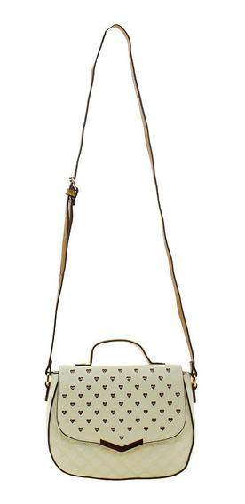Bolsa Feminina Chenson - Cg81886 Marfim