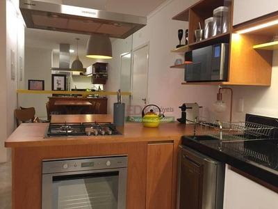 Apartamento Com 2 Dormitórios À Venda, 80 M² Por R$ 780.000 - Jardim Manancial - Campos Do Jordão/sp - Ap2856