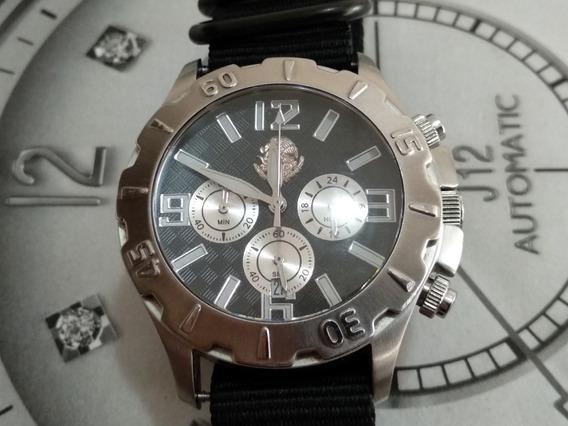 Reloj Basel Swiss Chronograph Edición Limitada Sedena