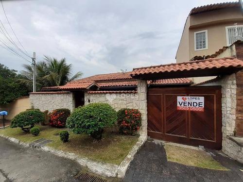Imagem 1 de 27 de Casa Em Rua Fechada Com 3 Dormitórios À Venda, 308 M² Por R$ 650.000 - Maria Paula - São Gonçalo/rj - Ca15323