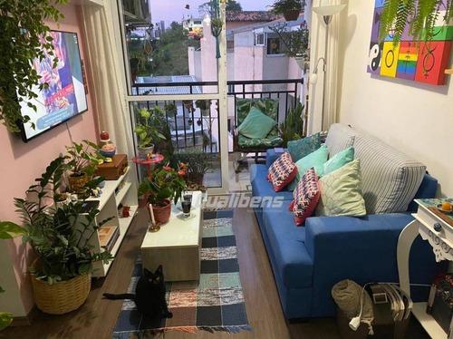 Imagem 1 de 23 de Apartamento Com 2 Dormitórios À Venda, 50 M² Por R$ 350.000,00 - Jardim Jamaica - Santo André/sp - Ap0423