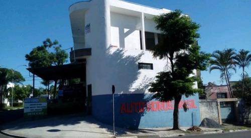 Comercial - Aluguel - Vila Real - Cod. Sl0018 - Lsl0018