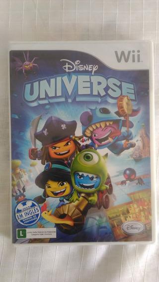Disney Universe - Lacrado - Jogo Para Nintendo Wii