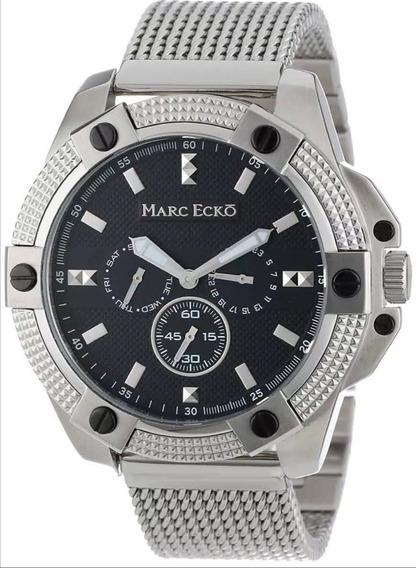 Relógio Masculino Marc Ecko M18505g1 Aco Muito Estilo
