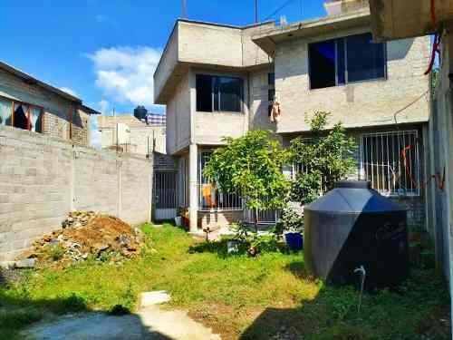 Amplia Casa A 10 Mins De Dep Xochimilco A Precio De Terreno!