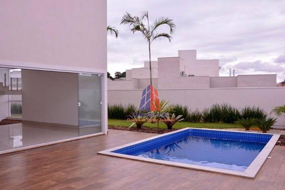Sobrado Com 3 Dormitórios À Venda, 237 M² Por R$ 1.470.000 - Condomínio Ipês Amarelos - Loteamento Residencial Jardim Dos Ipês Amarelos - Americana/sp - So0069