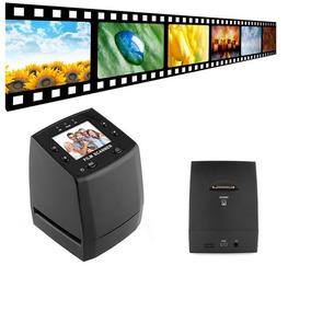 Conversor Digitalizador E Scanner Para Negativos Filmes 35mm