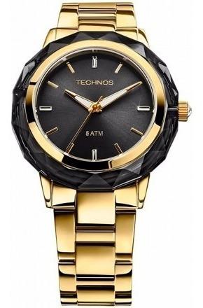 Relógio Technos Elegance Feminino Crystal 2035mcm/4p