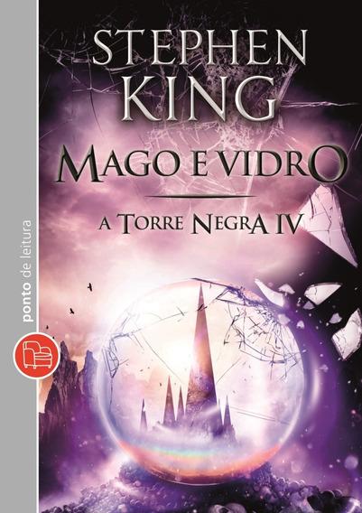 A Torre Negra Vol.4 Iv Mago Vidro Stephen King Novo Lacrado