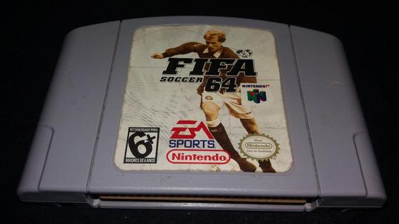 Fifa Soccer 64 - 100% Original - Nintendo 64 N64