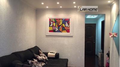 Apartamento A Venda No Bairro Vila Matilde Em São Paulo - - Ap1110-1