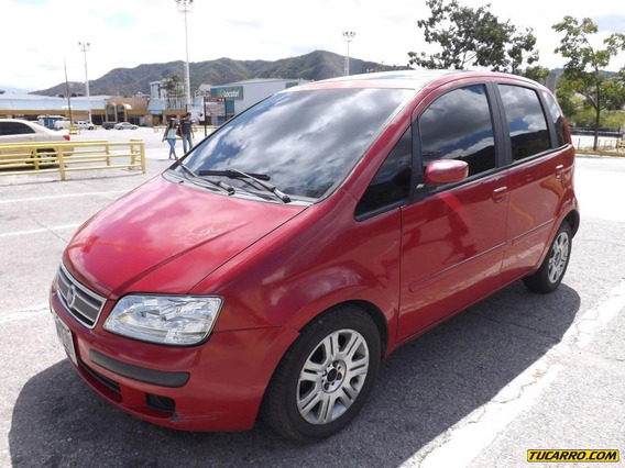Fiat Idea Hlx