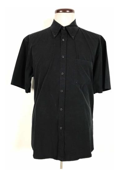 Camisa Prada Matte Negro Palido Xl Nade In Italy Prada