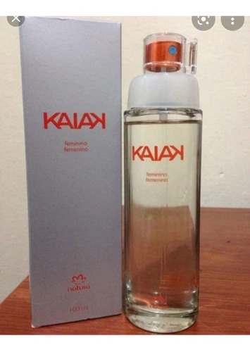 Kaiak Clásico Femenino Natura - mL a $55