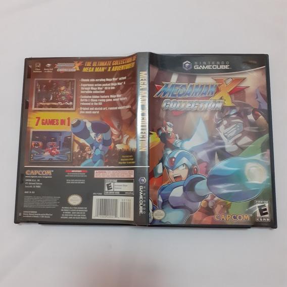 Megaman X Collection - Original Para Game Cube - Completa