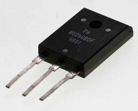 Transistor Bu2508df Npn Silício + Diodo Deflexão Horizontal