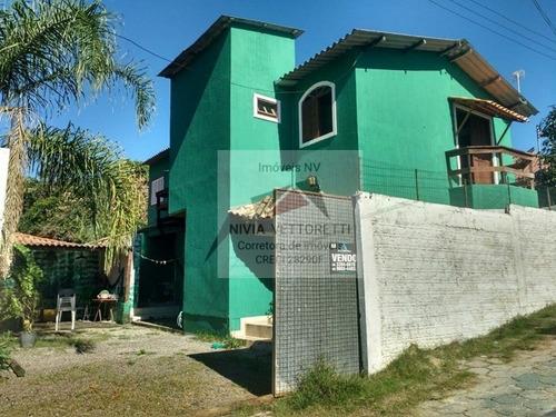 Casa A Venda No Bairro Ingleses Do Rio Vermelho Em - 3869-1