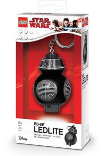 Lego Star Wars The Last Jedi Bb-9e Led Llavero Linterna