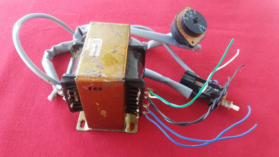 Transformador Philips Ah 918 Chave Seletor Tensão
